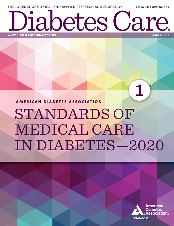 ada diabetes care 2020 pdf militar